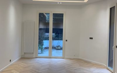 Appartement Paris – avenue Foch
